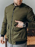 Мужская весенняя куртка-бомбер , Весна 2021