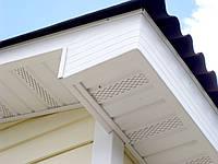 Софіти (софити) для підшивки криші даху