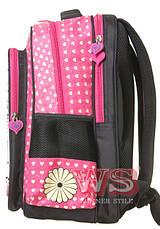 Рюкзак школьный для девочек Winner 194-1, фото 2
