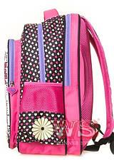 Рюкзак школьный для девочек Winner 194-1, фото 3
