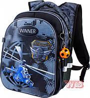 Рюкзак школьный для мальчиков Winner 8006 Рюкзак портфель ортопедичний 1 клас