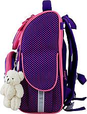 Шкільний ранець для дівчаток Winner One 2039 Рюкзак портфель ортопедичний, фото 2