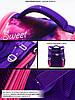 Шкільний ранець для дівчаток Winner One 2039 Рюкзак портфель ортопедичний, фото 4