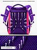 Шкільний ранець для дівчаток Winner One 2039 Рюкзак портфель ортопедичний, фото 6
