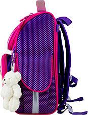 Шкільний ранець для дівчаток Winner One 2053 Рюкзак портфель ортопедичний, фото 2