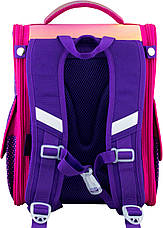 Шкільний ранець для дівчаток Winner One 2053 Рюкзак портфель ортопедичний, фото 3