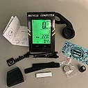Беспроводной компьютер на велосипед сенсорный!, фото 2
