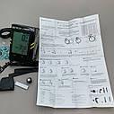 Беспроводной компьютер на велосипед сенсорный!, фото 8
