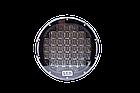 Фара LED круглая 96W (32 диода) 222 мм х 222 мм х 72 мм, фото 4
