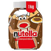 Шоколадно ореховая паста Nutella 1000 г