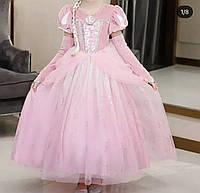 Платье принцессы русалочки Ариэль