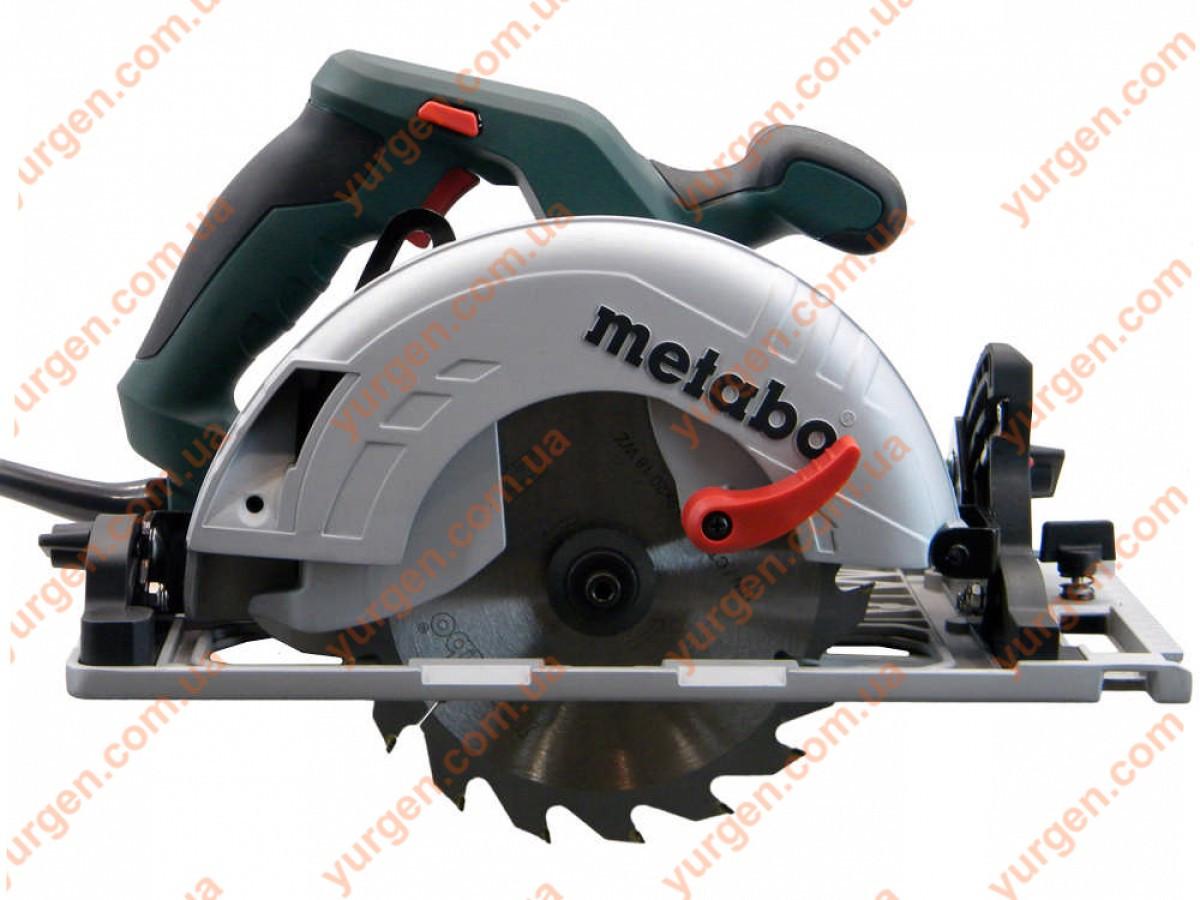Пила дискова Metabo KS 55 FS