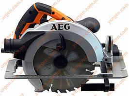 Пила дискова AEG KS 66-2