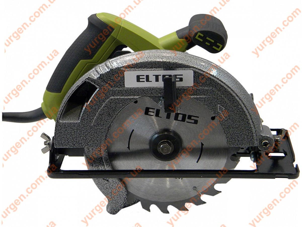 Пила дискова ELTOS ПД-185-2200
