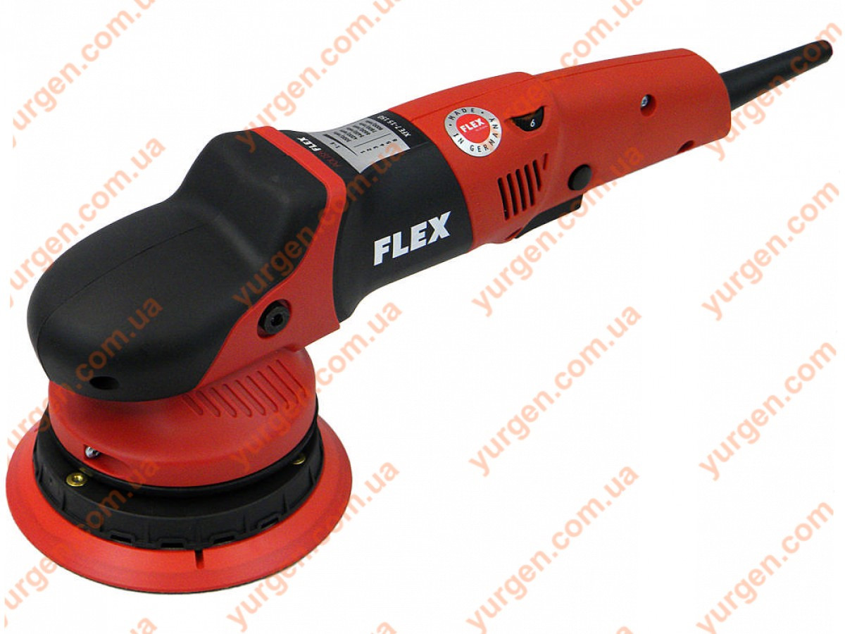 Полірувальна ШМ FLEX XFE7-15 150