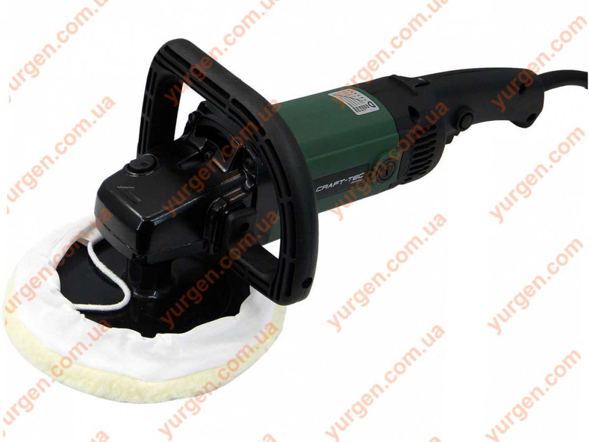Полірувальна ШМ Craft-tec CX-PI202 NEW