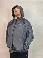 Ветровка мужская большого размера .Куртка на флисе батал.Ветровка батал