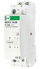 Модульний магнітний пускач MCF3 16-20 230V