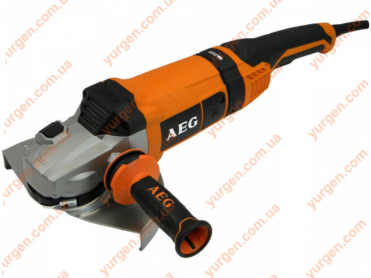 УШМ велика AEG WS24-230GEV