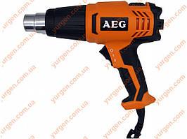 Фен AEG HG600V