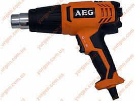 Фен AEG HG 560 D