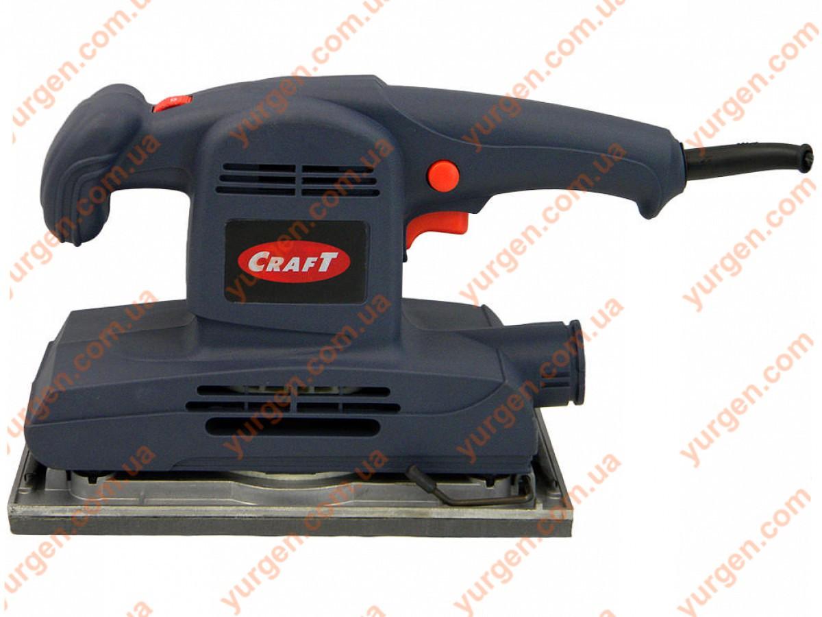Вибрационная ШМ Craft CVM 320 N