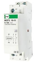 Модульний магнітний пускач MCF3 16-11 230V