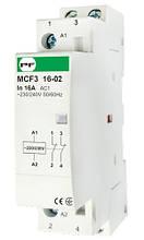 Модульний магнітний пускач MCF3 16-02 230V
