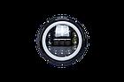 Фара главного света LED 75 W (ближний + дальний + ходовые огни) 7 дюймов, фото 3