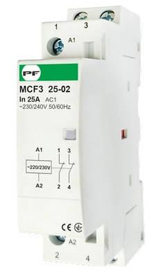 Модульний магнітний пускач MCF3 25-02 230V, фото 2