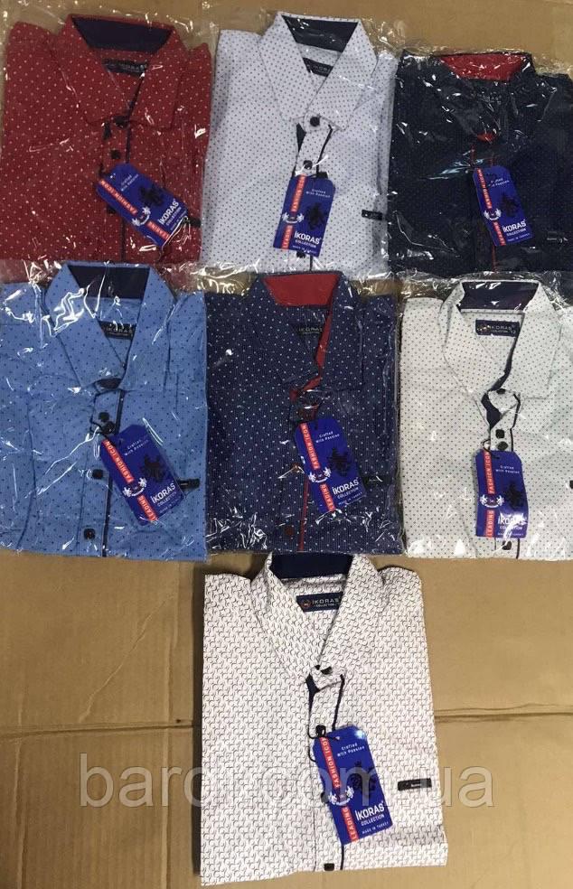 Рубашка для мальчика 7-13