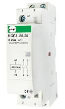 Модульний магнітний пускач MCF3 25-20 230V