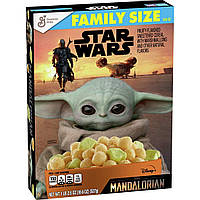 Хлопья Star Wars Cereal with Marshmallows Baby Yoda 527g