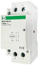 Модульний магнітний пускач MCF3 63-11 230V