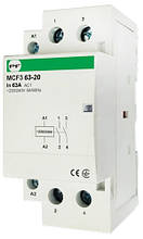 Модульний магнітний пускач MCF3 63-20 230V