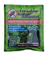 Таблетки от моли Эвкалипт Global Украина