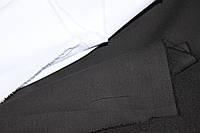 Ткань джинс стрейч,  № 285 черный