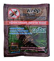 Таблетки от моли Кедр Global Украина