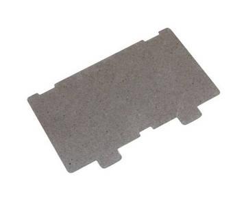Слюда мікрохвильової печі LG (108.5x73.5 мм)