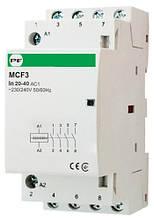 Модульний магнітний пускач MCF3 20-40 230V