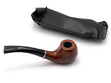 Деревянная трубка для курения табака