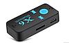 Беспроводной адаптер Bluetooth приемник аудио ресивер BT-X6 TF card, фото 2