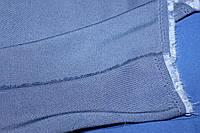 Ткань бенгалин, сильный стрейч! Цвет джинс