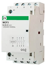 Модульний магнітний пускач MCF3 25-31 230V