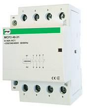 Модульний магнітний пускач MCF3 40-31 230V