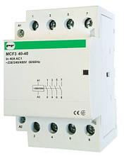 Модульний магнітний пускач MCF3 40-40 230V