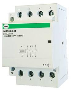 Модульний магнітний пускач MCF3 63-31 230V, фото 2