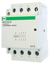 Модульний магнітний пускач MCF3 63-40 230V