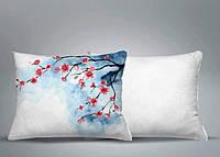 Декоративная подушка для сублимации с принтом 35х45см