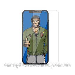 Защитное стекло 2.5D 0,26mm BLUEO Transparent Full Cover HD Glass для iPhone12/12pro Clear